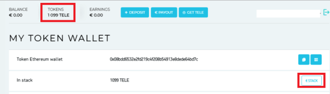 Miracle Tele Project Review - Hold And Stack TELE Token To Receive 40% Net Profit Of Company Every Two Weeks - How To Receive Profit With TELE Token?