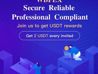 Rewards Registration Of Wbfex Exchange - Earn $2 USDT Registration And $2 USDT Per Referral