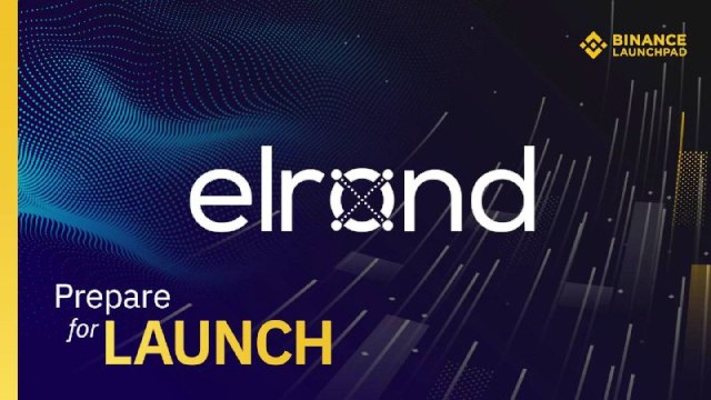 Elrond Token Sale Details On Binance Launchpad - How To Join And Buy Elrond (ERD) Token?