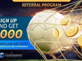 Globatalent Airdrop GBT Token - Earn Free 2,000 GBT Tokens