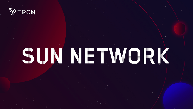 TRON Launches The Testnet Of The Sun Network