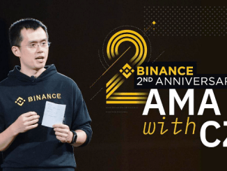 Binance Has Released Full Transcript AMA With CZ