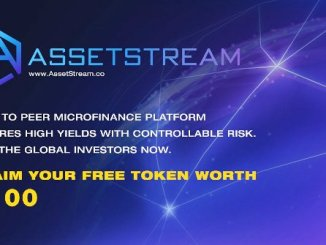 AssetStream Airdrop AST Token - Earn Free 2,000 AST Tokens ($20)