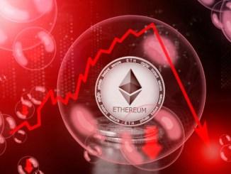 Ethereum Price Dives 20% - Ethereum Price Analysis
