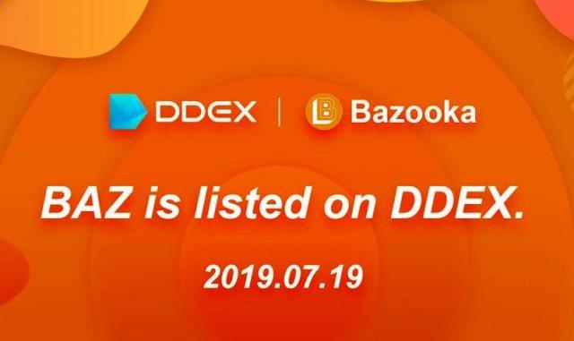 Bazooka Airdrop BAZ Token - Get 30 BAZ Tokens Free