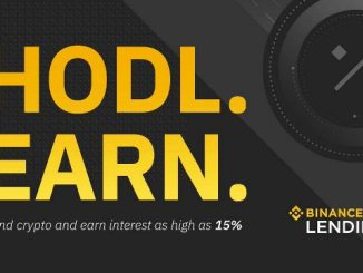 How To Earn Passive Income With Binance Lending Service?