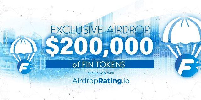 Finple Airdrop FIN Token - Earn $8 Of FIN Tokens Free