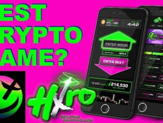 Earn Bitcoin With HXRO Games Platform - How To Play?