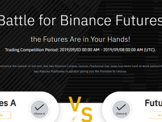Binance Futures Testnet Platform - Simulated Trading Competition - 10,000 BNB To Be Won