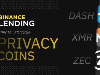 Binance Will Launch Lending Products Fifth Phase (Privacy Coins) - How To Join?