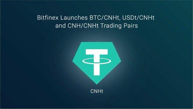 Bitfinex Exchange Launches BTC/CNHT, USDT/CNHT, CNH/CNHT Trading Pairs