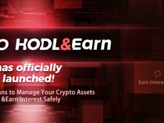 Gate.io Exchange Launches 'HODL & Earn' Program - Annual Interest Rate 30%