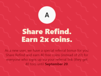 Referral Rewards Program Of 'Refind' - Get 40 Coins For Each Referral - Worth The $120