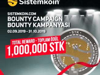 Sistemkoin Bounty Campaign - Earn $25 Of STK Coins Free