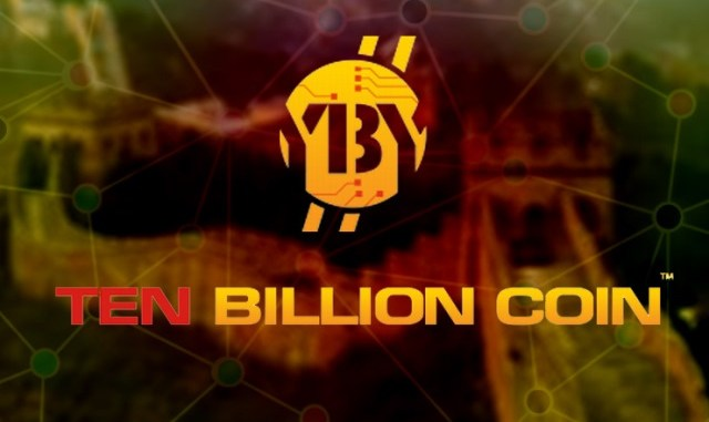 Ten Billion Coin Airdrop - Earn 1,000 YBY Tokens Free - Worth The $5