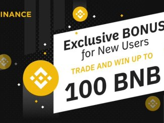 Binance Rewards For New User - Earn Up To 100 BNB ($2,000)