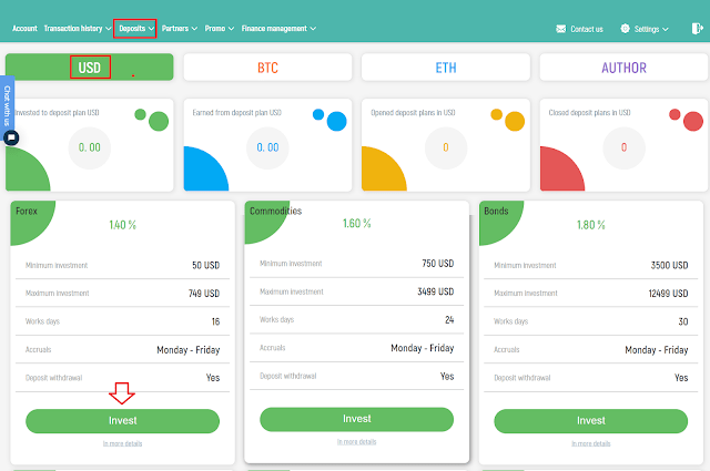 UMO-Finance Best Hyip Site Review - Earn 1.4% - 3.2% Of Profits Daily - Best Investment Profit