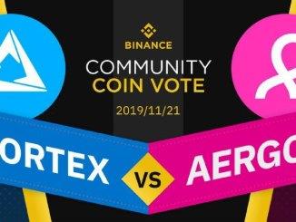 Binance Voting Round 3 - AERGO vs CTXC - Receive Rewards Of BNB And AERGO Or CTXC