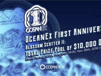 Receive 270 OCE Tokens Free - OceanEx Airdrop OCE