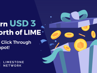 Limestone Network Bounty - Earn 3 USD Free