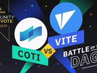 Binance Voting Round 4 - COTI vs VITE - Receive Rewards Of BNB And COTI Or VITE