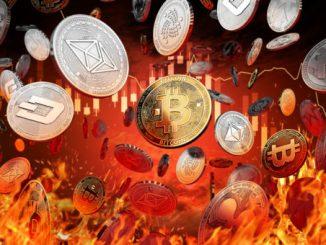 Bitcoin And Altcoins Price Still Might Fail In Near Term