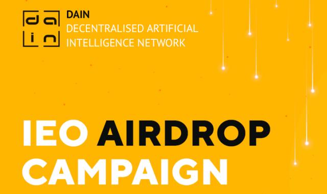 Dain Airdrop DAINE Token - Earn $9.9 Of DAINE Tokens Free
