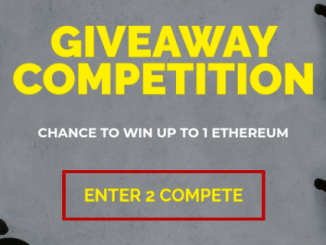 Cryptolober Giveaway Competition - Win Up To 1 ETH (Ethereum)