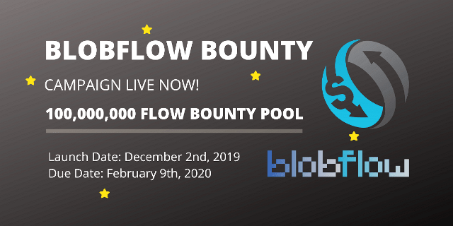 BlobFlow Airdrop FLOW Token - Receive 6,750 FLOW Tokens Free
