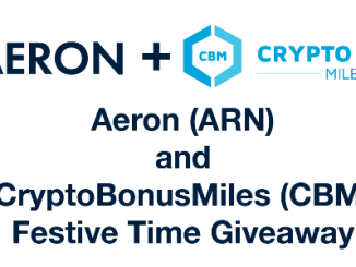 Aeron Giveaway ARN Token - Earn Up To $100 Of ARN Tokens