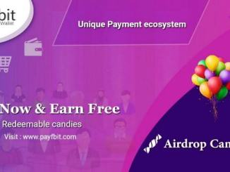 Payfbit Airdrop Candy - Receive 10,000 Candies Free