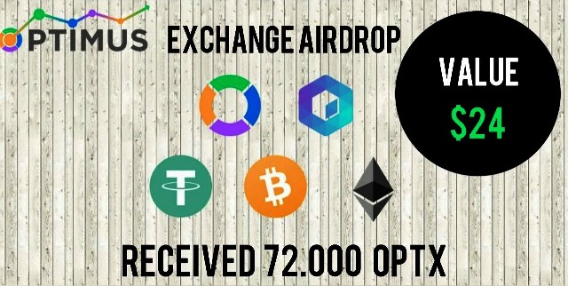 Optimus Exchange Airdrop OPTX Token - Earn $24 Of OPTX Tokens Free
