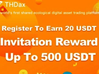 Thdax Exchange Airdrop USDT - Earn $20 Of USDT Free