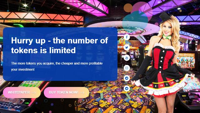 Casinosinvest Airdrop UCS Token - Earn $25 Of UCS Tokens Free