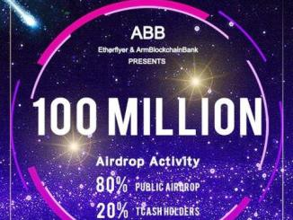ABB Airdrop On Etherflyer Exchange - Receive ABB Token Free