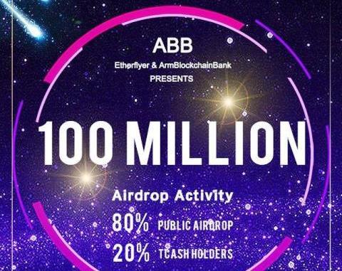 ABB Airdrop On Etherflyer Exchange - Receive ABB Token Free