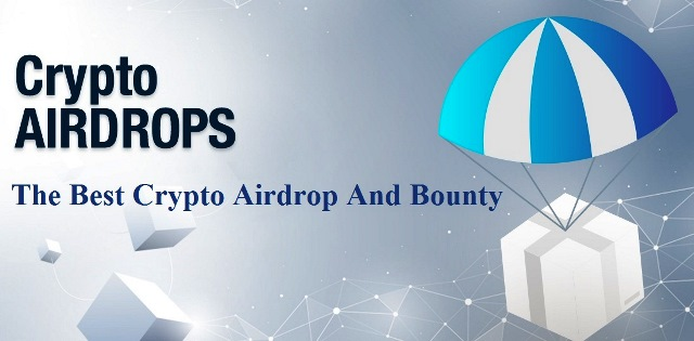 Best Crypto Airdrop And Bounty - Top Best Cryptocurrency Airdrops And Bounties In February 2020