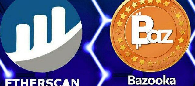 Bazooka Voting Airdrop On Atomars Exchange - Receive 15 BAZ Tokens Free