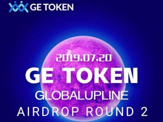 GEChain Airdrop Round 2 - Earn $25.55 Of GE Tokens Free