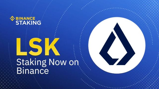 Binance Supported Lisk Staking - Hold LSK To Earn Rewards