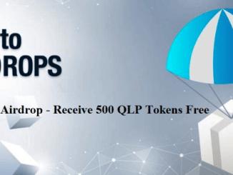 QLPCoin Airdrop QLP Token - Receive 500 QLP Tokens Free
