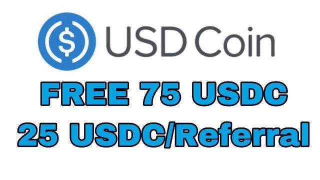 usdc coin mining