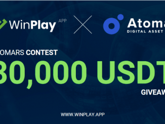 Atomars Airdrop USDT (Contest) - 30,000 USDT Giveaway - Earn Up To $500 USDT
