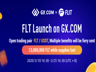 GX Exchange Airdrop BUSD And FLT Token - Receive 10,000 BUSD And 10,000 FLT Tokens Free