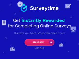 Earn Money Free With SurveyTime - Make Money Online With Survey Platform