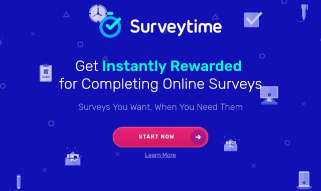 Earn Money Free With SurveyTime - Make Money Online With Survey Platform
