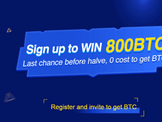 BW Exchange Airdrop Bitcoin - Get 0.01 BTC Free To Receive Daily Interest