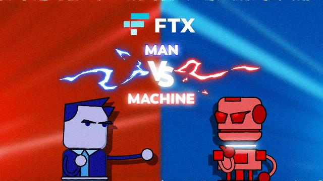 Man Vs Machine Trading Competition On FTX - Win Up To $5,000