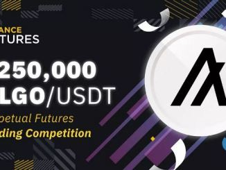 ALGO Trading Competition On Binance - Win $250,000 In ALGO Tokens