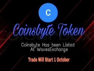Coinsbyte Airdrop - Get $100 Of Coinsbyte Tokens Free
